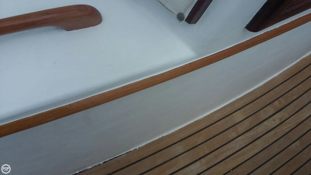 1973 Grand Banks boat for sale, model of the boat is 42 & Image # 9 of 41