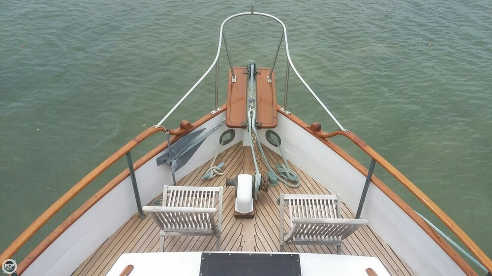 1973 Grand Banks boat for sale, model of the boat is 42 & Image # 12 of 41