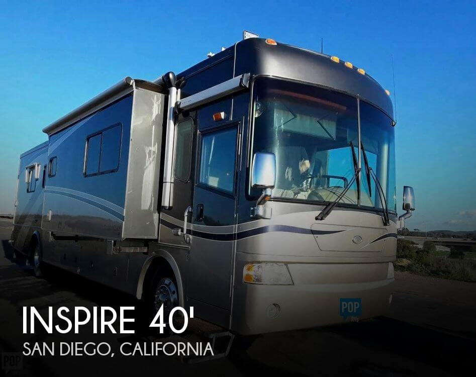 2005 Country Coach Inspire 330 DA VINCI