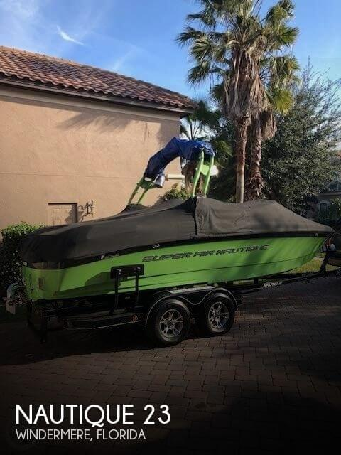 Used Nautique Boats For Sale by owner | 2011 Nautique 23