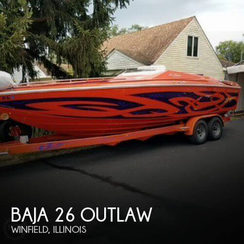 Used Boats For Sale in Rockford, Illinois by owner | 2009 Baja 26