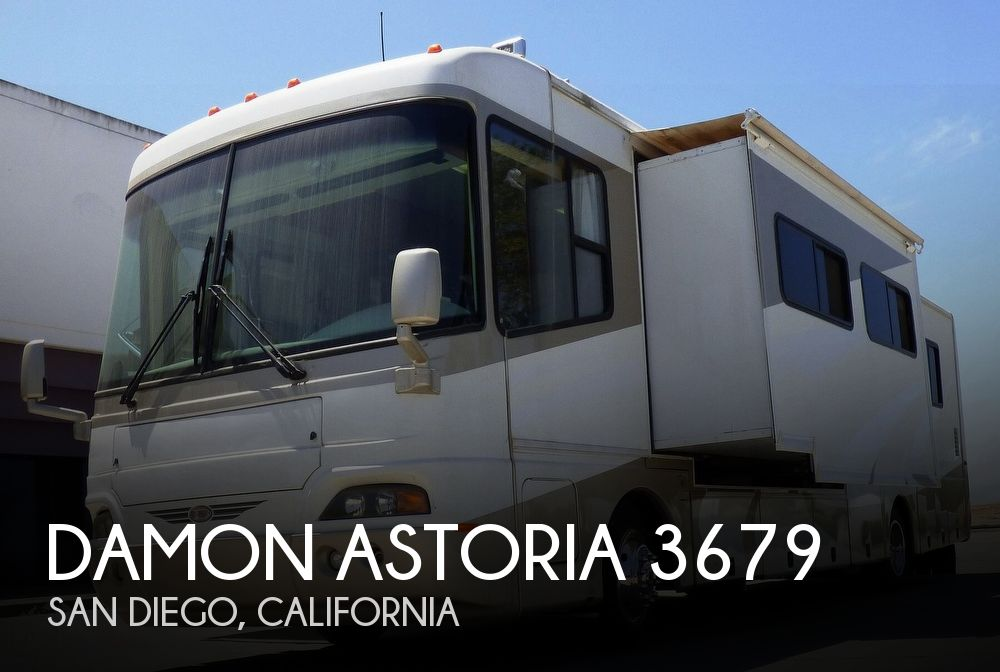 2006 Thor Motor Coach Damon Astoria 3679