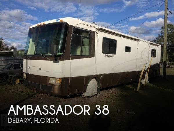 2002 Holiday Rambler Ambassador 38