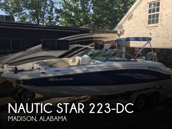 Used Nautic Star Boats For Sale by owner | 2014 Nautic Star 223-DC