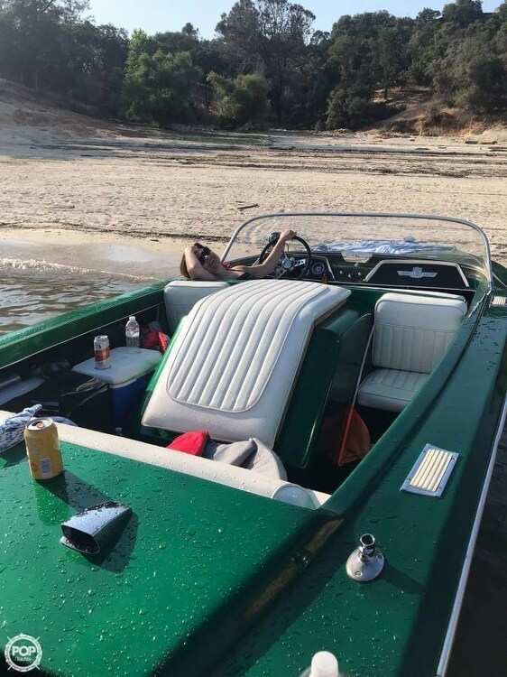 1967 Arenacraft boat for sale, model of the boat is Bonito 181V & Image # 3 of 19