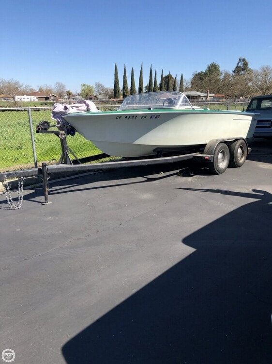 1967 Arenacraft boat for sale, model of the boat is Bonito 181V & Image # 11 of 19