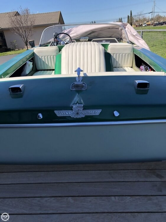 1967 Arenacraft boat for sale, model of the boat is Bonito 181V & Image # 13 of 19