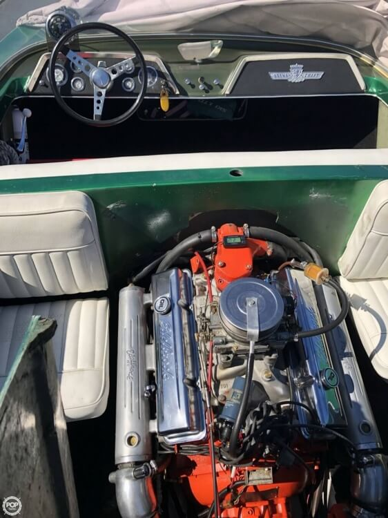 1967 Arenacraft boat for sale, model of the boat is Bonito 181V & Image # 14 of 19