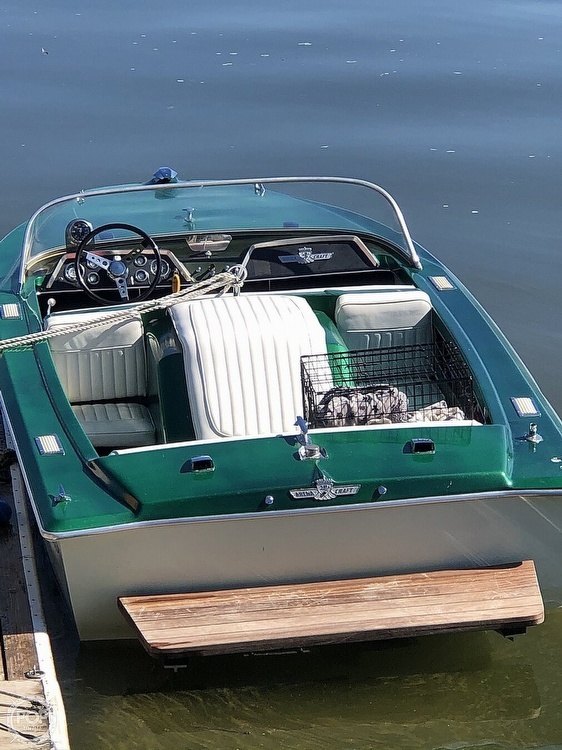 1967 Arenacraft boat for sale, model of the boat is Bonito 181V & Image # 17 of 19