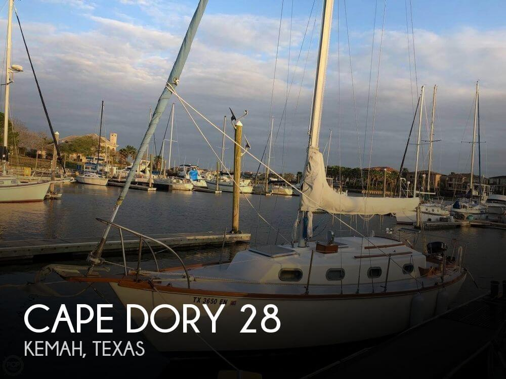 Used CAPE DORY Boats For Sale by owner | 1976 Cape Dory 28