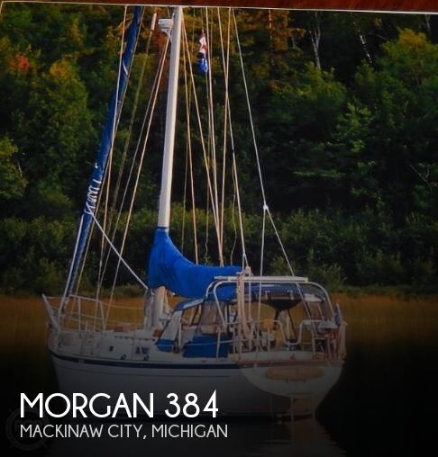 Used Morgan Boats For Sale by owner | 1984 Morgan 38