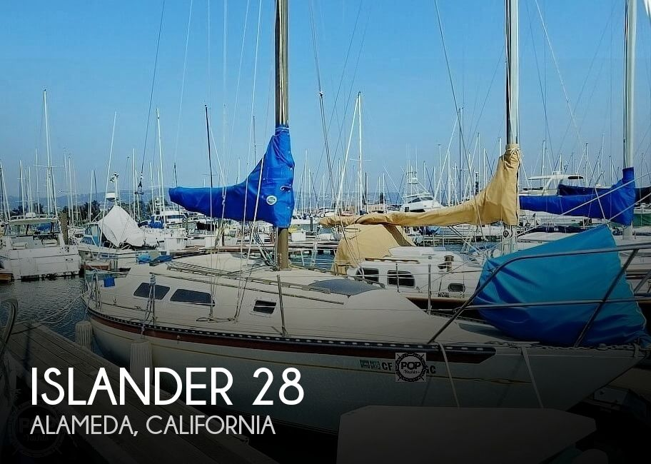 1977 Islander boat for sale, model of the boat is 28 & Image # 1 of 26