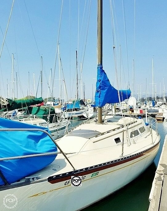 1977 Islander boat for sale, model of the boat is 28 & Image # 2 of 26