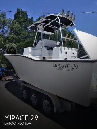 Used Mirage Boats For Sale by owner | 1998 Mirage 29