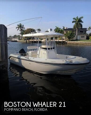 Used Boston Whaler 21 Boats For Sale by owner | 2001 Boston Whaler 21