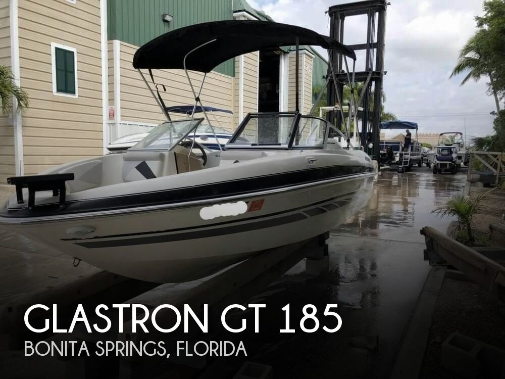 2008 Glastron GT 185