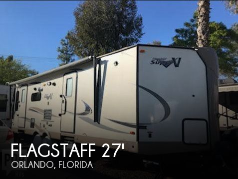 2018 Forest River Flagstaff Super-V 27VRL