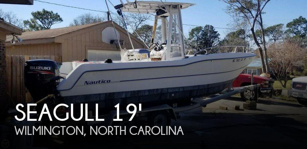 Used Seagull  Boats For Sale by owner | 1999 Seagull Nautico 20 CC