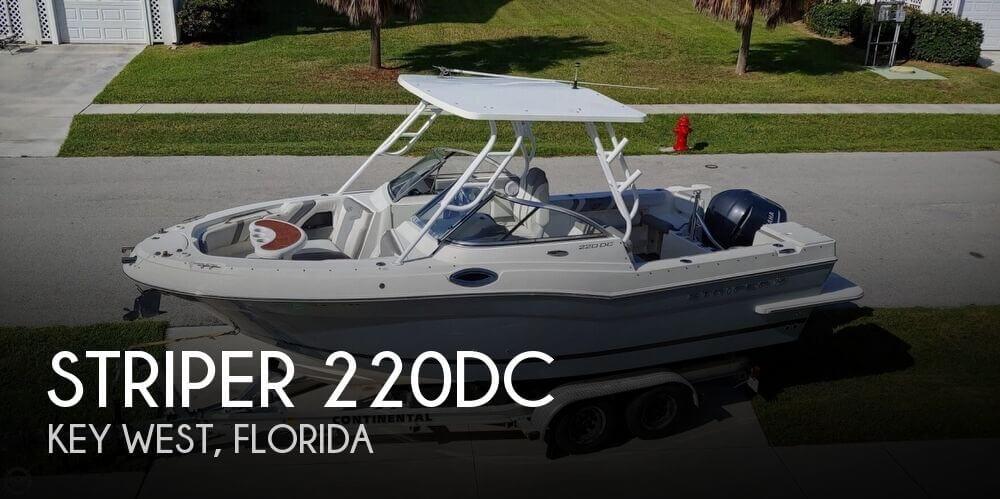 2014 STRIPER 220DC for sale