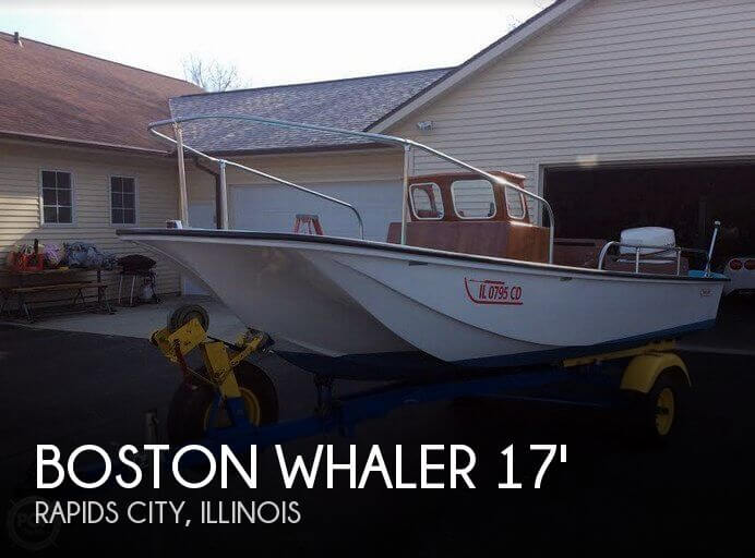 Used Boston Whaler 17 Boats For Sale by owner | 1964 Boston Whaler 17