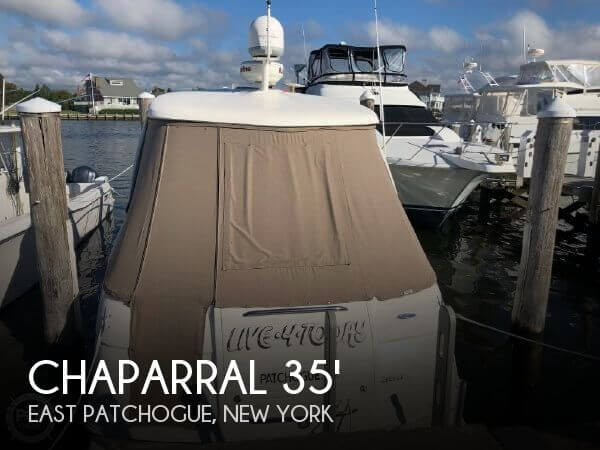 Used Chaparral Boats For Sale by owner | 2007 Chaparral 37