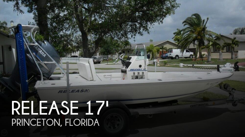 Used Release Boats For Sale by owner | 2013 Release 17