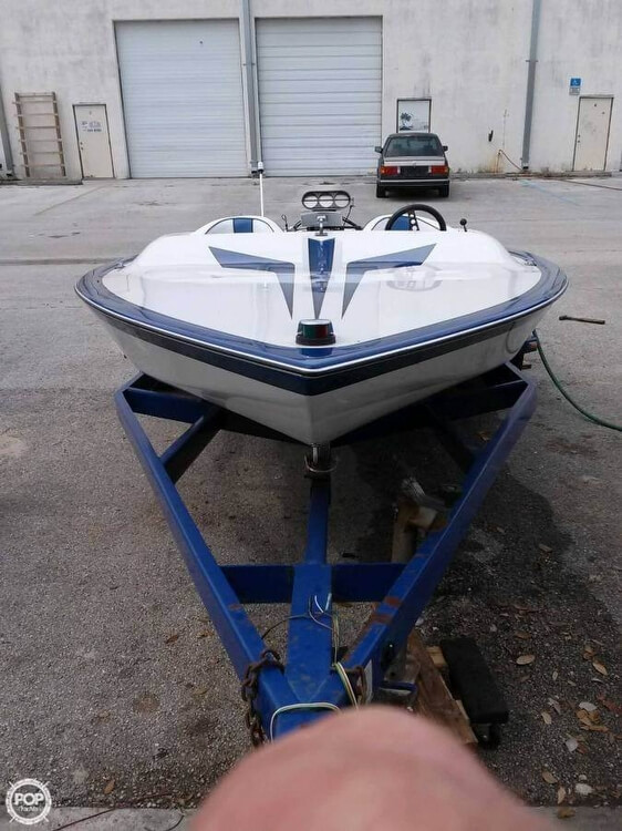 1988 Tahiti boat for sale, model of the boat is 18 & Image # 4 of 40
