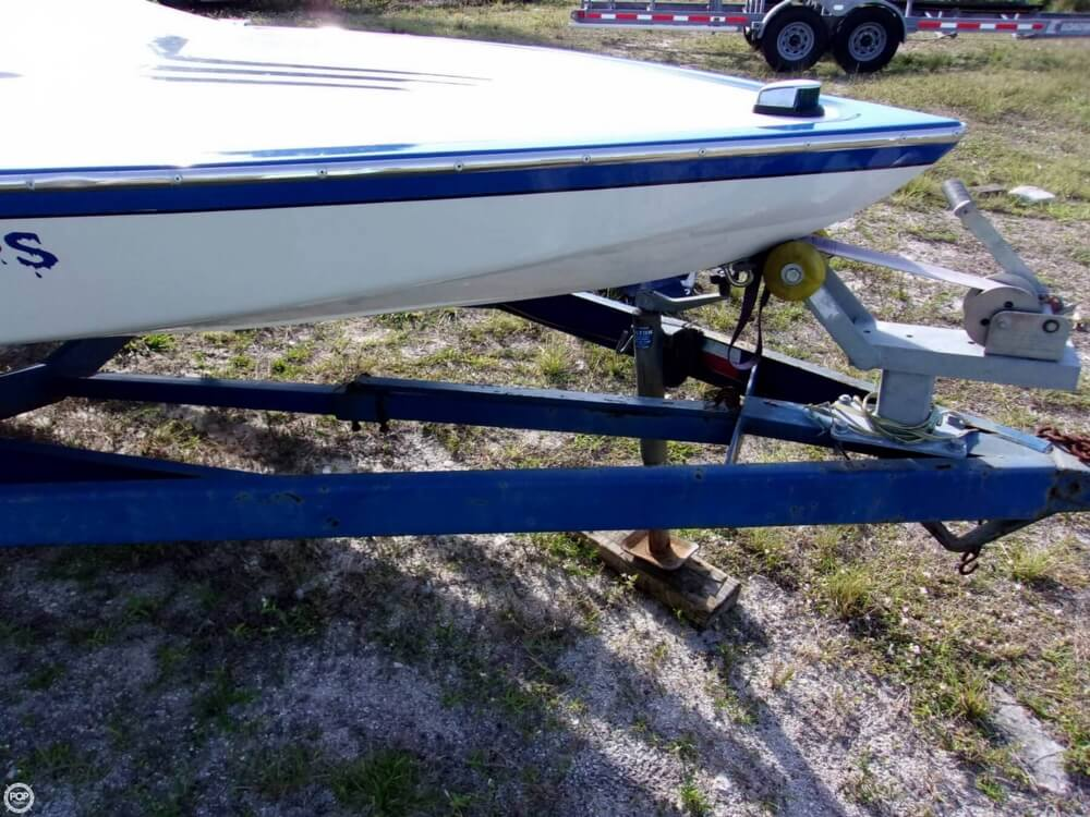 1988 Tahiti boat for sale, model of the boat is 18 & Image # 18 of 40
