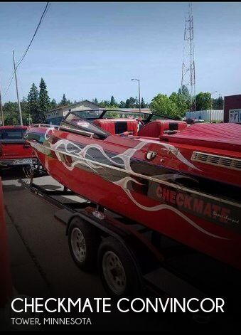 Used Boats For Sale in Duluth, Minnesota by owner | 1987 Checkmate 25