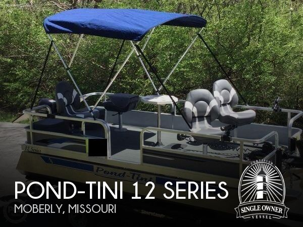 Used Boats For Sale in Omaha, Nebraska by owner | 2018 Pond-Tini 14