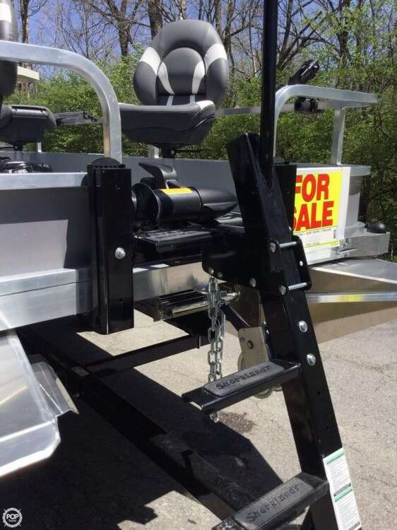 2018 Pond-Tini boat for sale, model of the boat is 12 Series & Image # 21 of 39
