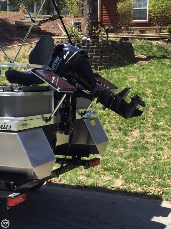 2018 Pond-Tini boat for sale, model of the boat is 12 Series & Image # 31 of 39