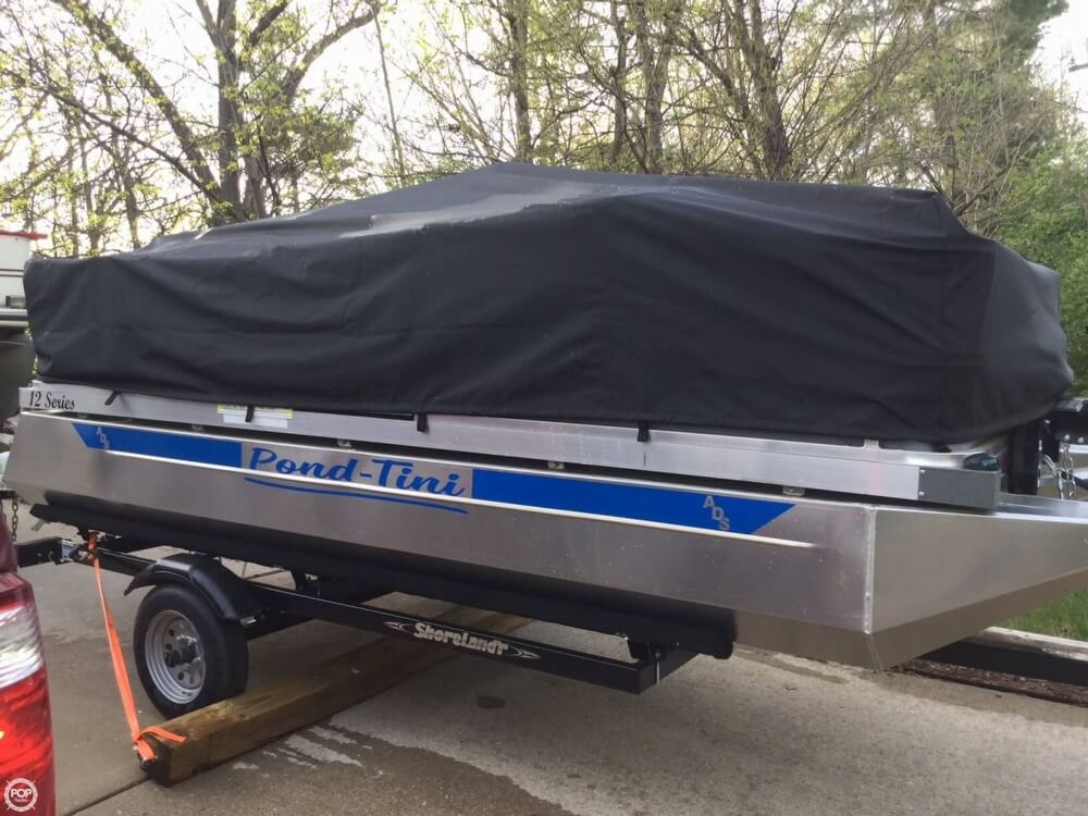 2018 Pond-Tini boat for sale, model of the boat is 12 Series & Image # 33 of 39