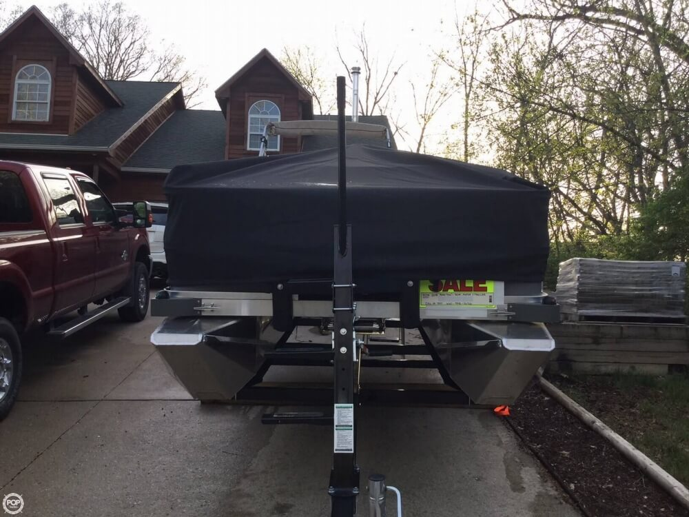 2018 Pond-Tini boat for sale, model of the boat is 12 Series & Image # 34 of 39