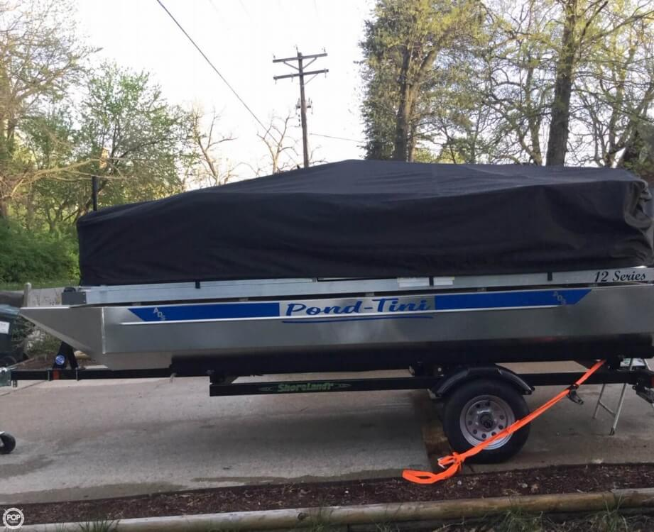2018 Pond-Tini boat for sale, model of the boat is 12 Series & Image # 35 of 39