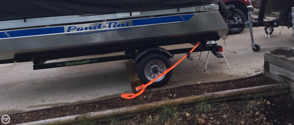 2018 Pond-Tini boat for sale, model of the boat is 12 Series & Image # 36 of 39