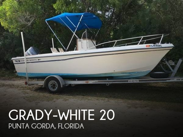 Used Grady-White Boats For Sale in Naples, Florida by owner | 1988 Grady-White 20