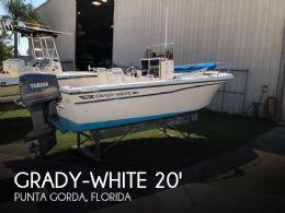 1988 Grady-White CC 20 Fisherman