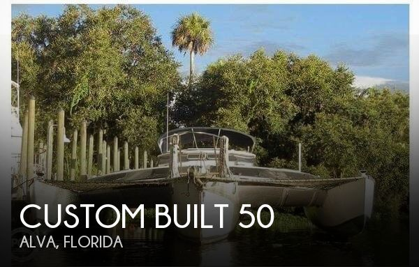 Used Custom Built Boats For Sale by owner | 1982 Custom Built 50