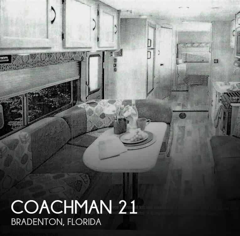2015 Forest River Coachman 21