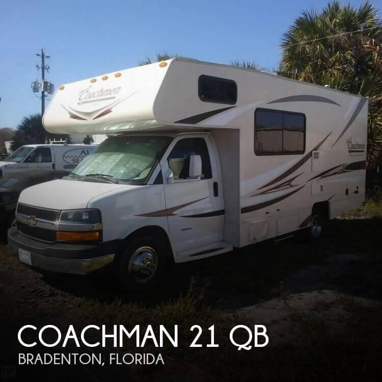 2015 Forest River Coachman 21 QB
