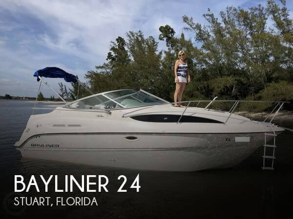 Used Bayliner 24 Boats For Sale by owner   2010 Bayliner 24