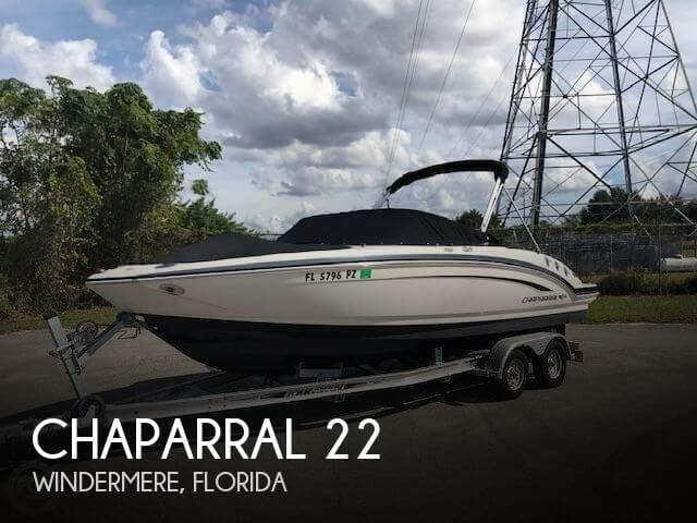 Used Chaparral 22 Boats For Sale by owner | 2015 Chaparral 22
