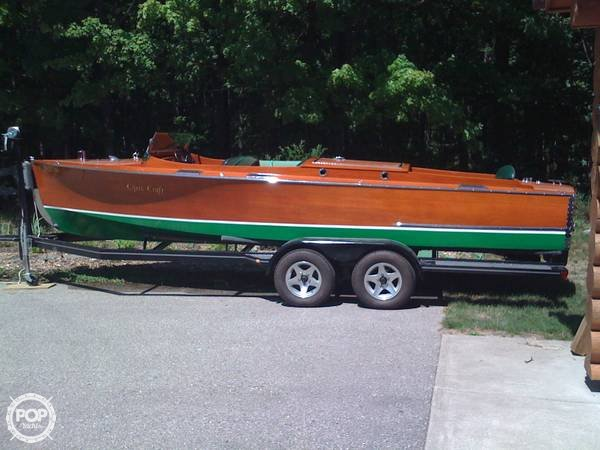 1931 Chris-Craft 22 Triple For Sale