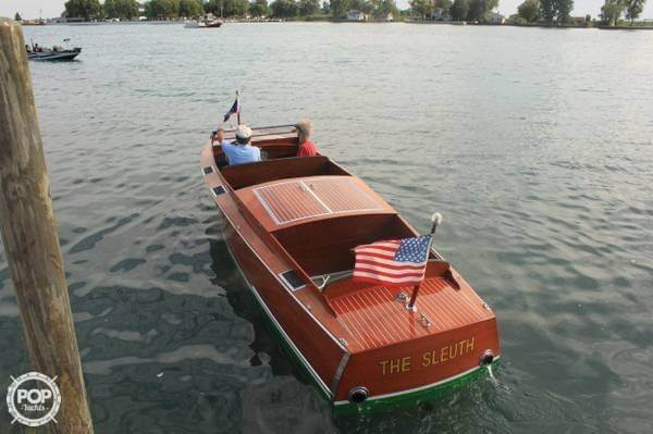 1931 Chris Craft boat for sale, model of the boat is 22 Triple & Image # 2 of 40