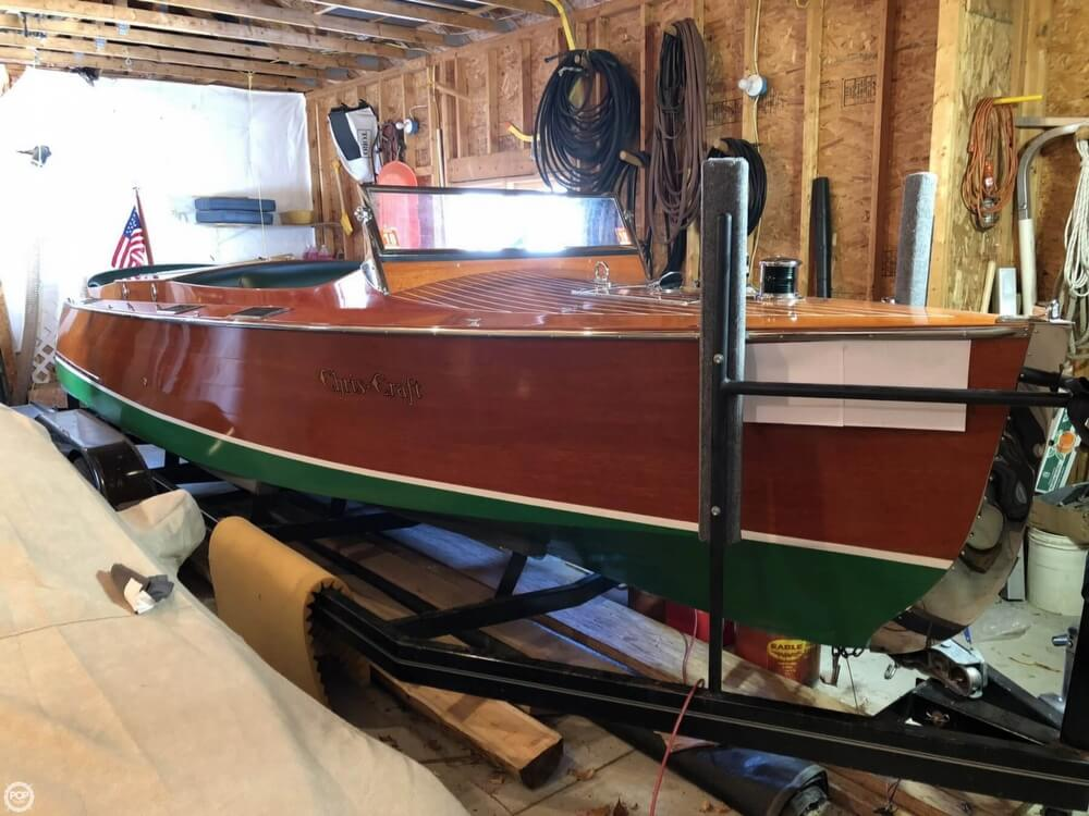 1931 Chris Craft boat for sale, model of the boat is 22 Triple & Image # 3 of 40