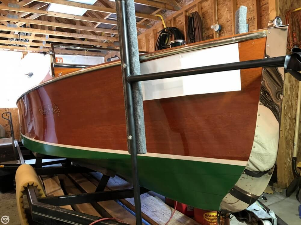 1931 Chris Craft boat for sale, model of the boat is 22 Triple & Image # 9 of 40