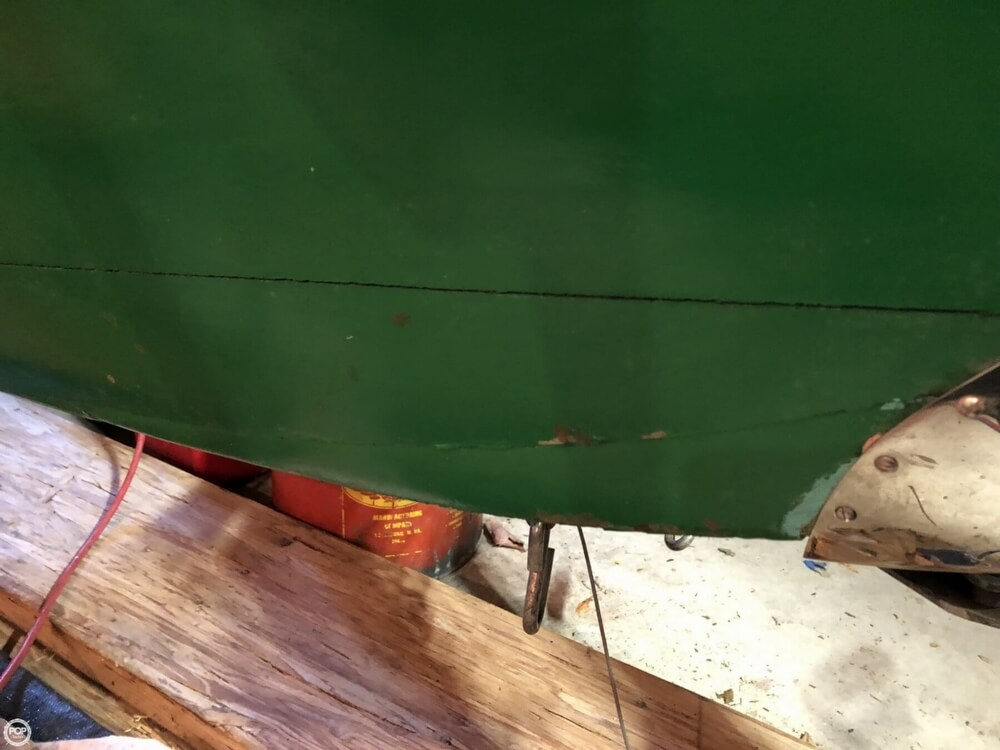 1931 Chris Craft boat for sale, model of the boat is 22 Triple & Image # 10 of 40