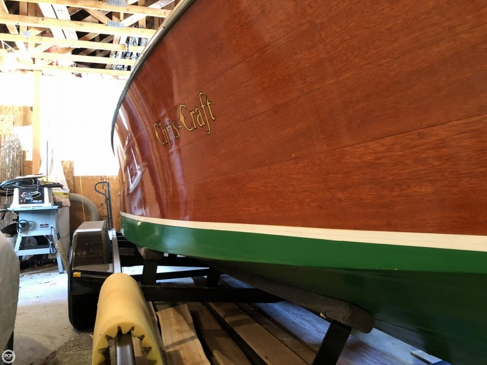 1931 Chris Craft boat for sale, model of the boat is 22 Triple & Image # 11 of 40