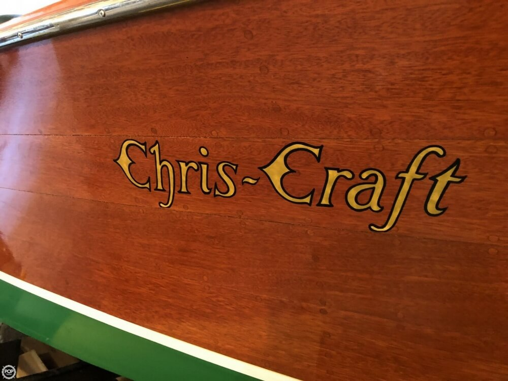 1931 Chris Craft boat for sale, model of the boat is 22 Triple & Image # 12 of 40